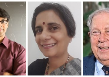 Indian origin fellows in London's Royal Society for 2019