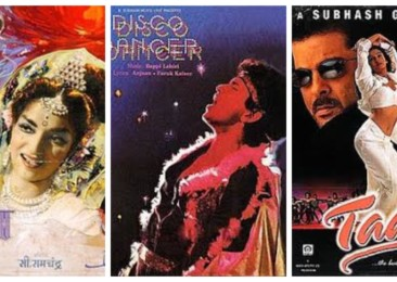 Dance themed movies in Bollywood