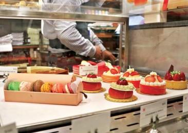 La boulangerie française à l'assaut de l'Inde
