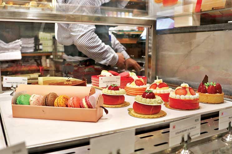 La Boulangerie Francaise A L Assaut De L Inde Media India Group