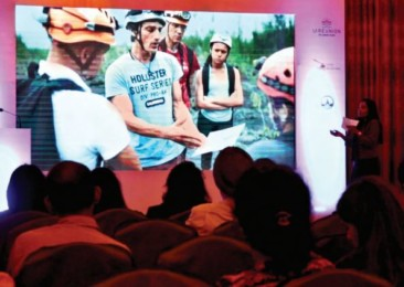 Reunion Island Roadshow in India