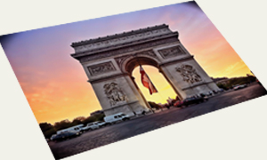 Postcard France