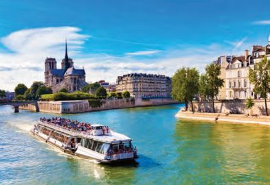 Over 140,000 Indians visit the Bateaux Mouches every year