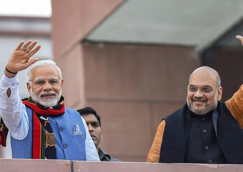 The march of Indian democracy