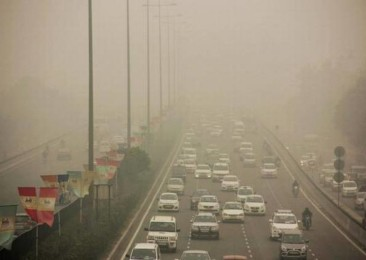 Air pollution is killing more people in India than smoking, says study