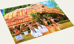 Postcard Sri Lanka