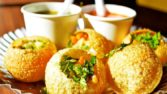 The good old golgappas, and the new ones