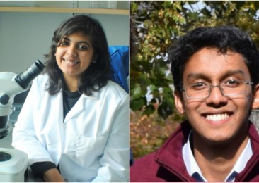 Indian origin students nominated for 2019 Schmidt Science fellowship