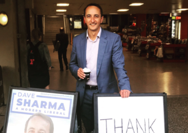 Dave Sharma: Another Indian origin MP in Australia