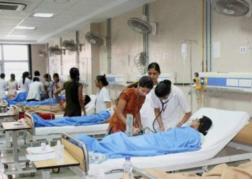 The failing state of health care in India