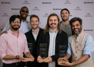 Indian short film wins Cannes Nespresso Talents award