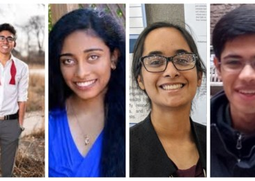 Indian-American researchers in Goldwater scholarship 2019