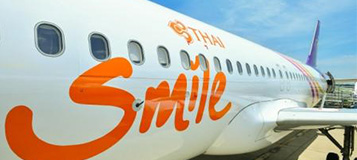 THAI Smile introduces exclusive non-stop flights from India to Bangkok