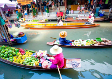 Amazing Thailand: ABC approach to promote emerging destinations