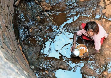 Worsening state of water crisis in India