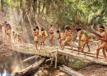 Tribal Safari in Africa