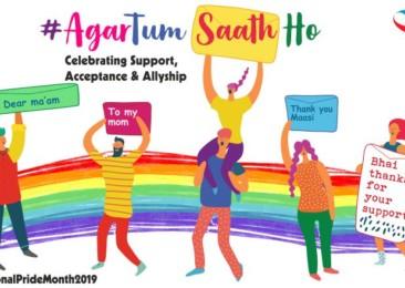 Celebrating International Pride Month 2019