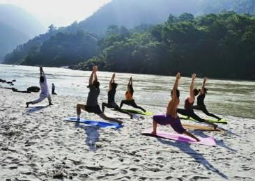 Holidaying on International Yoga Day 2019