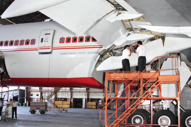 The MRO sector, for the longest time, has been in the backseat, with little or no efforts put to grow the sector in the country
