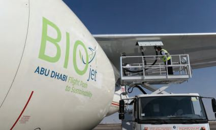 Use of sustainable fuels like biofuels are the alternatives that have already been tried in many commercial flights. However, many industry leaders claim that it is in short supply and very costly