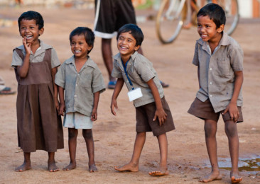 India moves ahead in child wellbeing index in Global Childhood Report