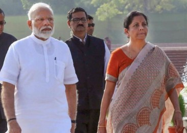 Can Sitharaman steer the Indian economy out of troubled waters?