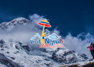Nepal targets 2 million tourists in Visit Nepal Year 2020