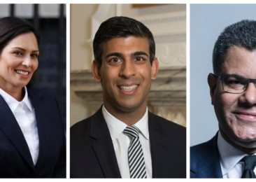 Three Indian-origin MPs in newly formed UK cabinet