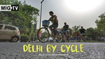 Eco Tourism in Delhi - Delhi By Cycle
