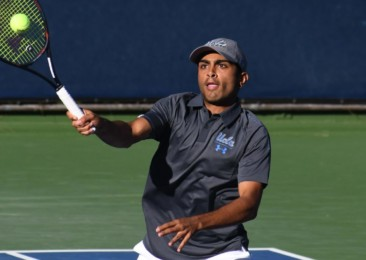 Indian-American Govind Nanda moving up in US tennis