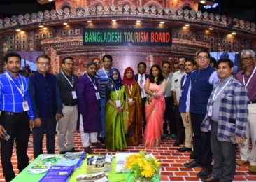 Bangladeshi tourists outnumber European tourists in India