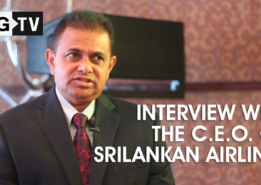 Interview with Vipula Gunatilleka, CEO of SriLankan Airlines