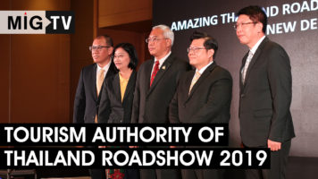 Tourism Authority of Thailand Roadshow 2019