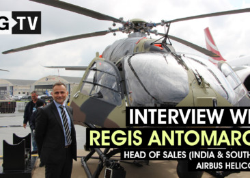 Regis Antomarchi, The Head of Sales | Airbus Helicopters