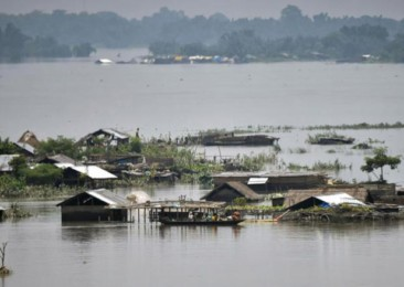 Millions suffer floods fury in India