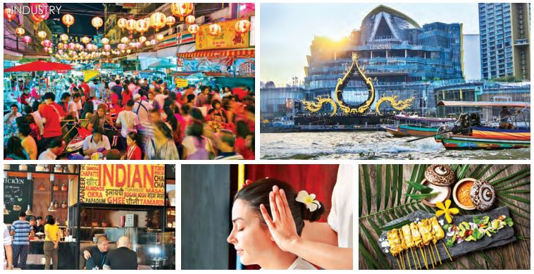 From night market to Thai spa, local street food to Indian specials, Bangkok has it all!