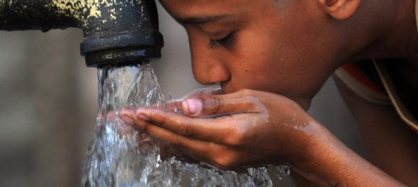 Diarrhoea, a water-borne disease is one of the top cause for under-five mortality