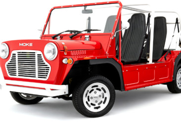 New electric vehicle Cargo Moke to debut at WTM London 2019