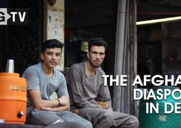 Afghani culture in Delhi