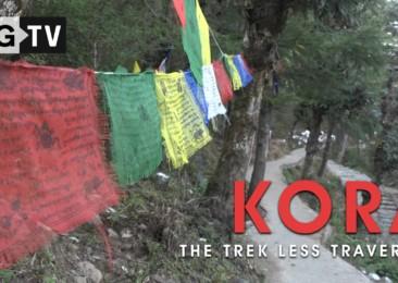 Kora: The trek less traversed