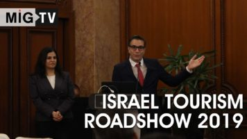 Israel Tourism Roadshow 2019