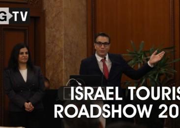 Israel Tourism Roadshow 2019