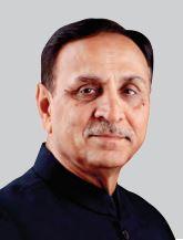 Vijay Rupani, Chief minister, Gujarat