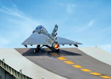 Le marché indien de l'aéronautique de défense