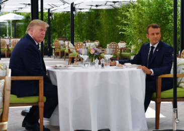 Tiff over French tech tax may climax at G7