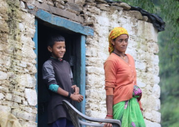 Locals of Uttarakhand