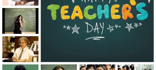 Bollywood has given us few of the beautiful teacher-students bonds