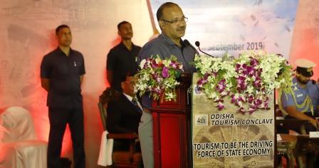 Tourism Minister of Odisha