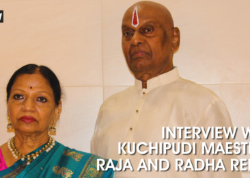 Interview with Raja and Radha Reddy, the Kuchipudi maestros