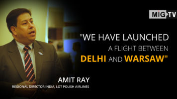 Interview with Amit Ray | Regional Director India, LOT Polish Airlines